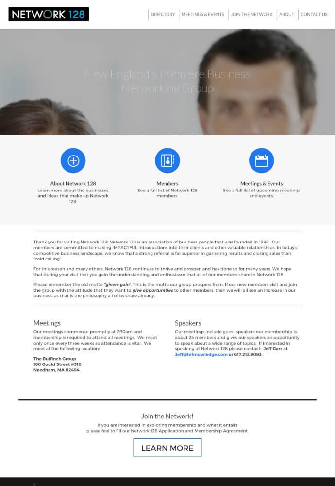 website design Boston